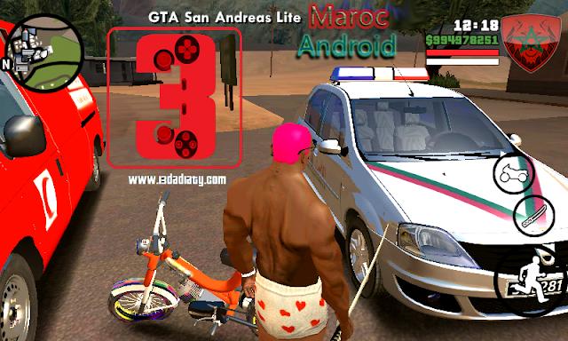 تحميل لعبة gta v maroc 2019 للكمبيوتر والأندرويد  من ميديا فاير