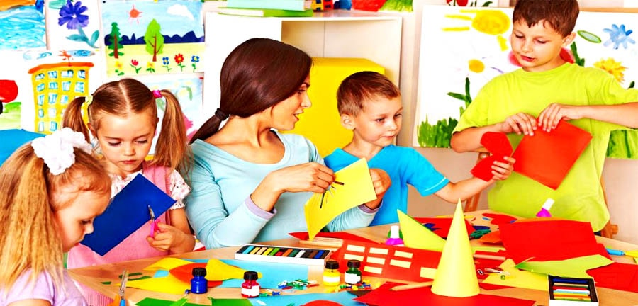 Đặc điểm phát triển tâm lý trẻ tuổi mẫu giáo bé