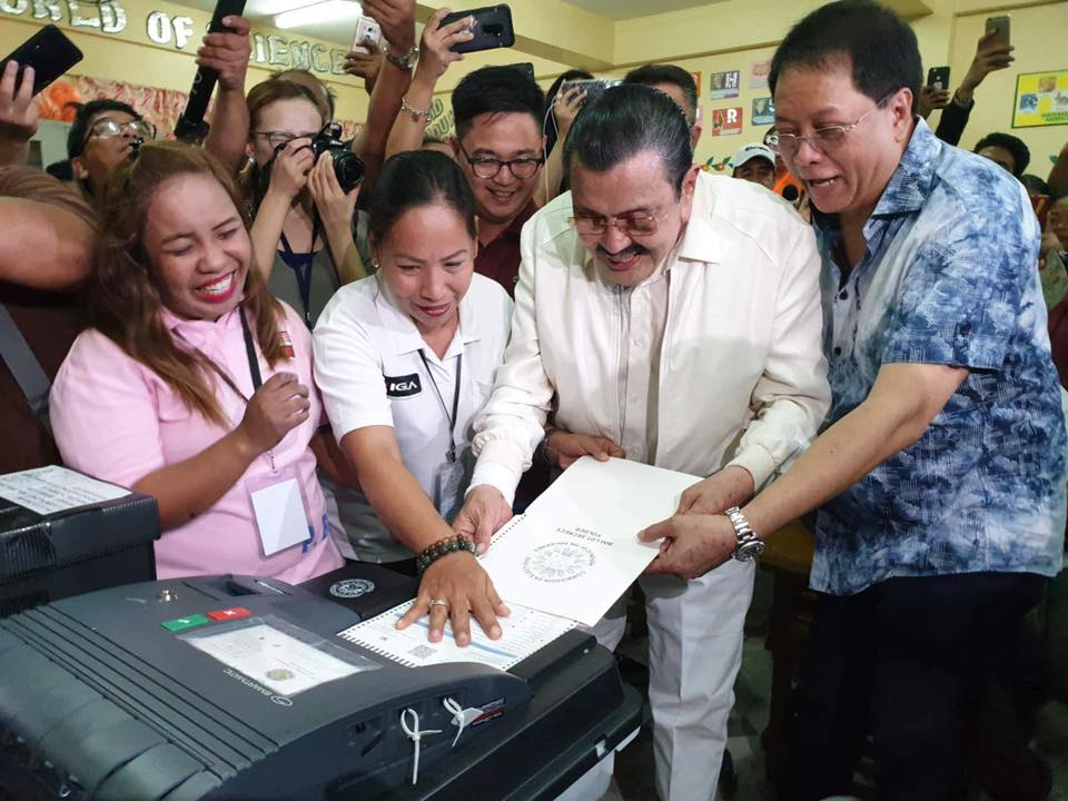 San Juan had been the bailiwick of the Estrada-Ejercito clan for 5 decades.
