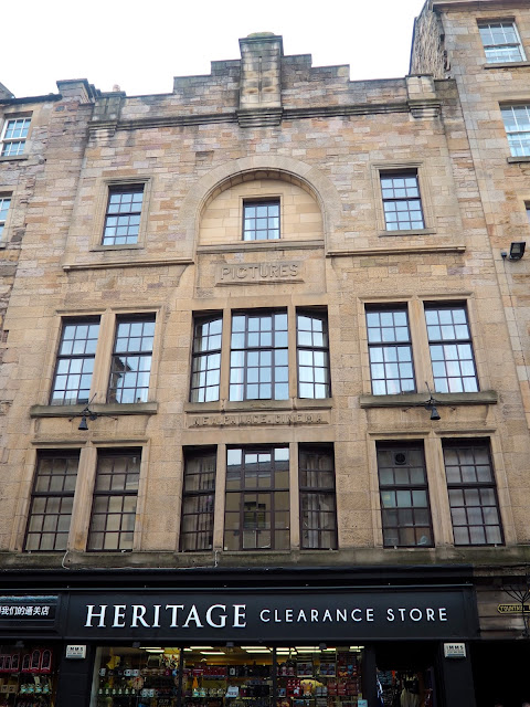Former Palace Picture House, Royal Mile, Edinburgh