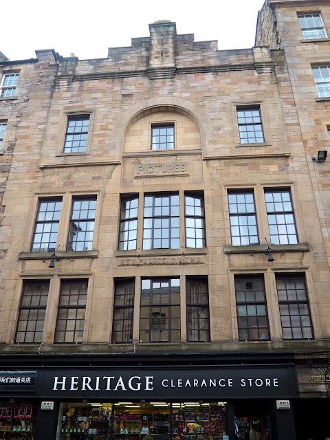 Former Palace Picture House, Royal Mile, Edinburgh