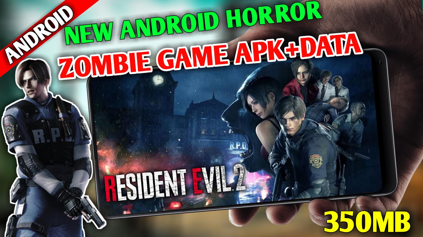 resident evil 2 apk game