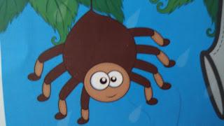 Itsy bitsy spider lyrics song