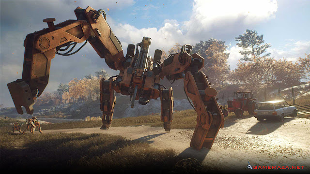 Generation Zero Gameplay Screenshot 2