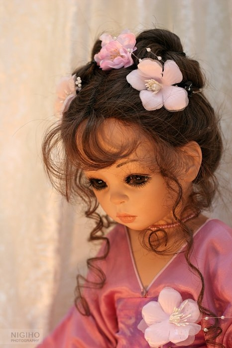 Pics For > Beautiful Dolls For Facebook Profile