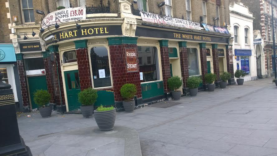 Brockley Central White Hart Gain The Online Home For All Things Venture Hostel Near London Hotels New Cross Inn