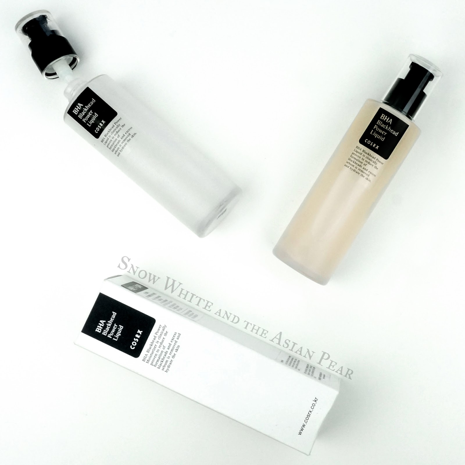 Cosrx BHA Power Liquid Exfoliant Review & My Descent Into