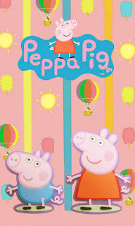 peppa y su hermano george