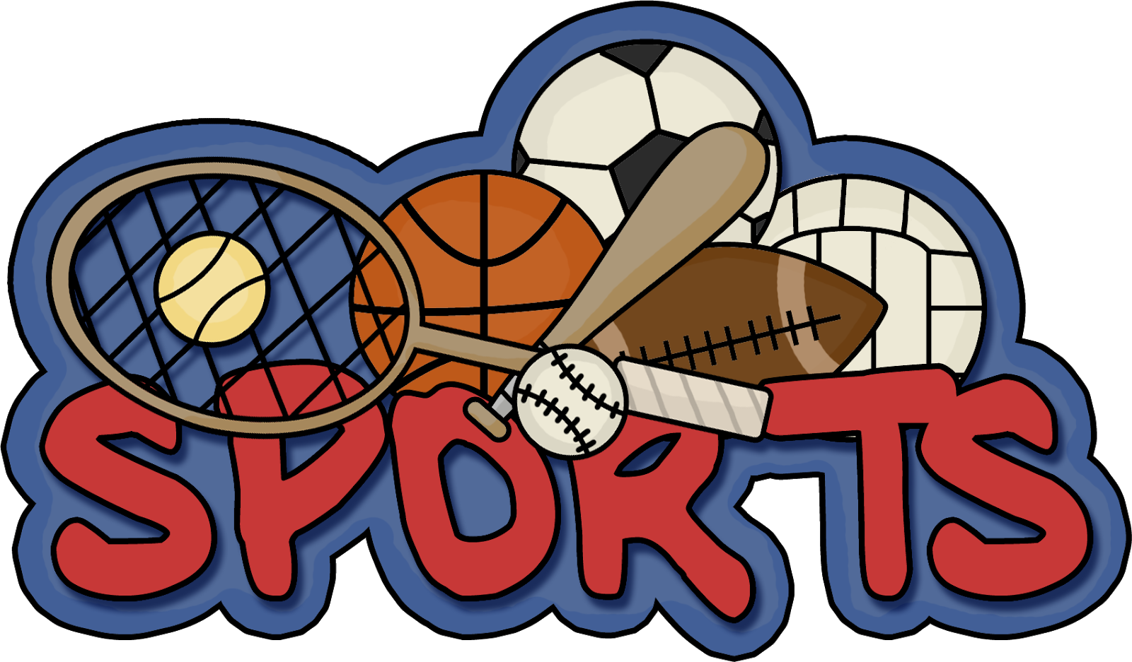 Image result for spring sports sign ups clip art""