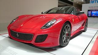 Ferrari 599 GTO Singapore