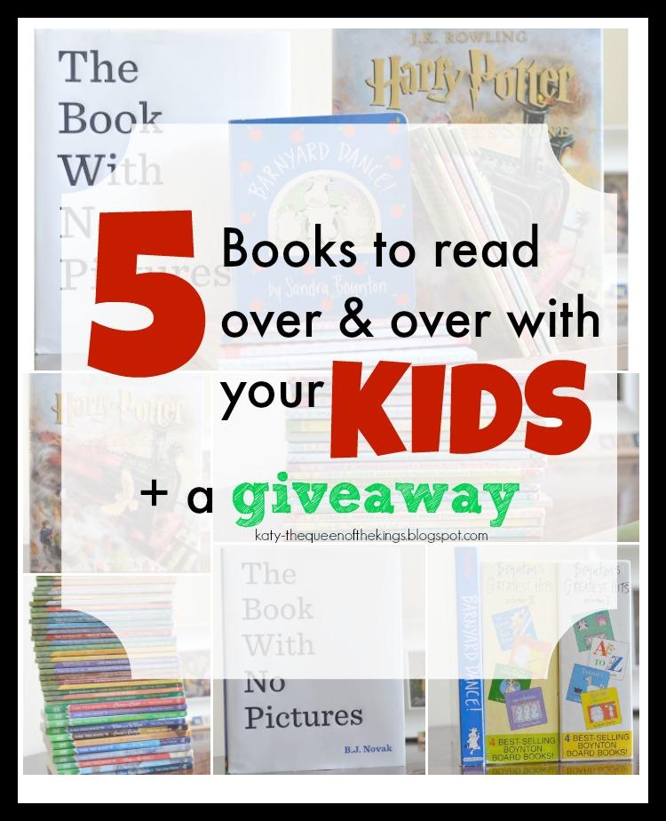 The Queen of the Kings: Children's Book Week + Giveaway