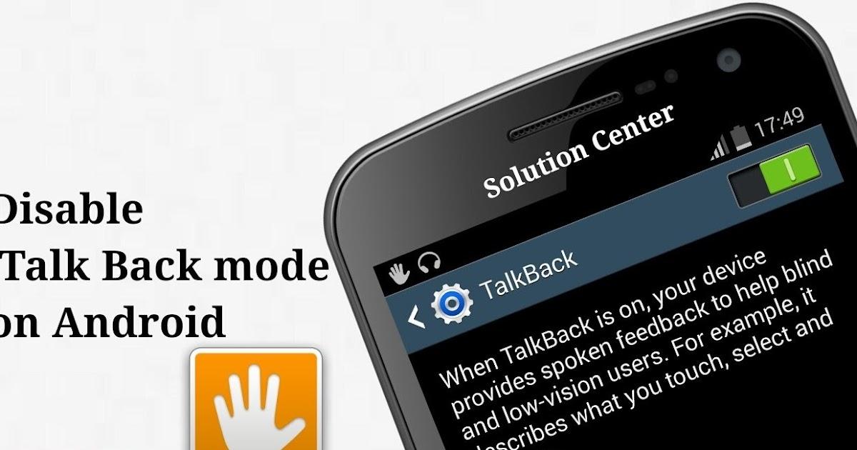 Inilah Cara Menonaktifkan Talkback Hp Vivo - Wafariq Blog