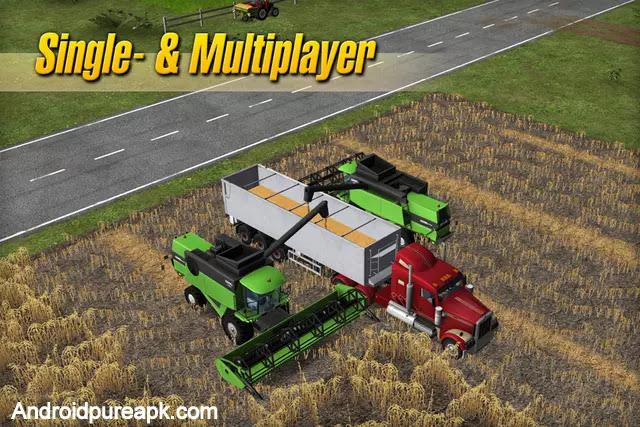 Farming Simulator 14 Hack apk Mod