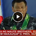 Watch: Ina ng mga Maute Brothers, gusto raw makipag-usap kay Duterte! Duterte, umayaw na!