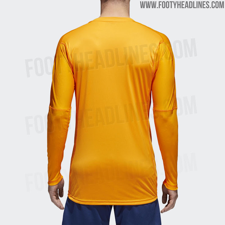 9adc2406141 Adidas AdiPro 2018 World Cup Goalkeeper Kits Leaked - Footy Headlines