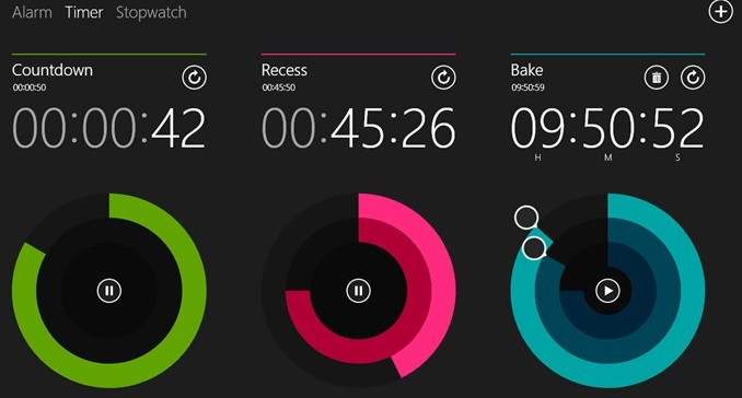 Alarm App For Windows 8 1 Gets Upgrade Any Changes To