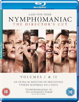 Nymphomaniac I & II 2013 Director's Cut BD25 Sub