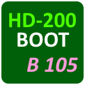 HD-200 K.Y.N.G Boot Files (kbt)