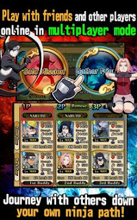 Ultimate Ninja Blazing Mod V1.5.4 Apk New Update