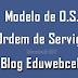 Modelo de Ordem de Serviço para Assistência Técnica em Celulares