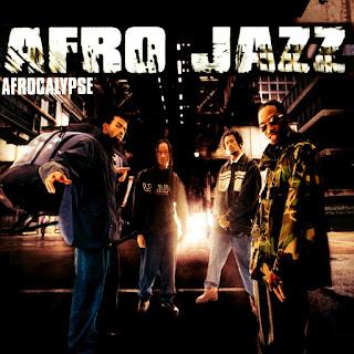 Afro Jazz - Afrocalypse (1997) (Francia)