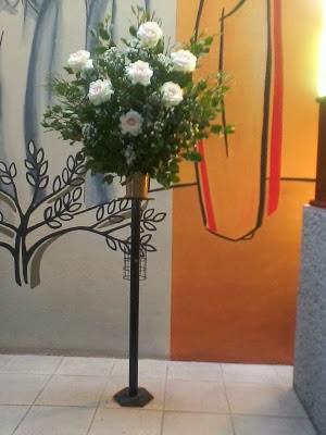 Arreglos Florales Para Novios Arreglo Pedestales