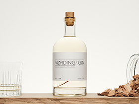 V rding 39 s gin on packaging of the world creative package for Design agency amsterdam