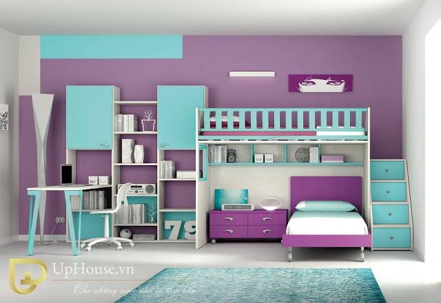 Mẫu giường tầng đẹp 18