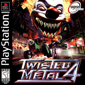Twisted Metal 4 ISO PS1/PSX High Compress
