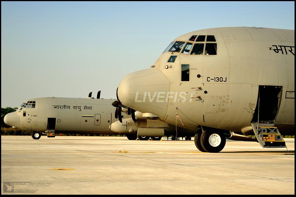 New Super Hercs Arrive Iaf S 2nd C 130j Squadron Soon