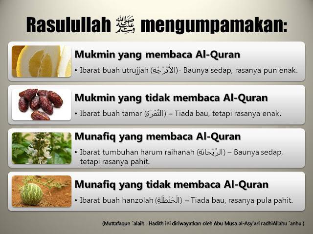 Hasil gambar untuk Keutamaan Membaca Al Qur'an