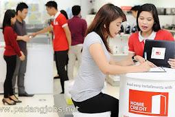 Lowongan Kerja Padang Desember 2017: PT. Home Credit Indoensia