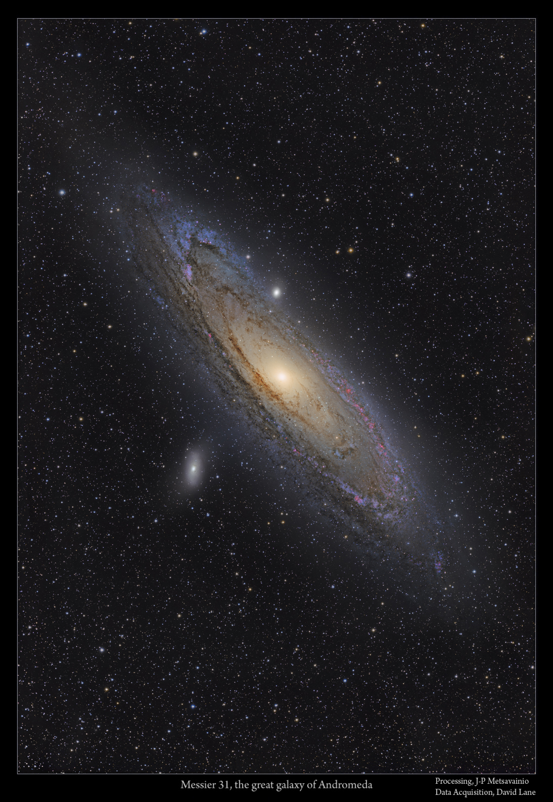 andromeda galaxy distance from - photo #7