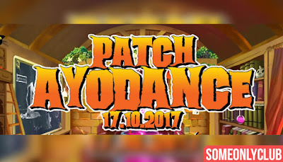 Guide Patch Ayodance 17 Oktober 2017