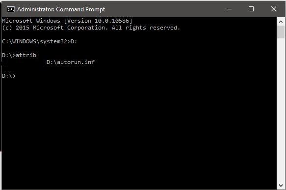 Cara Membasmi Virus Menggunakan Command Prompt (CMD) Pada Windows 10