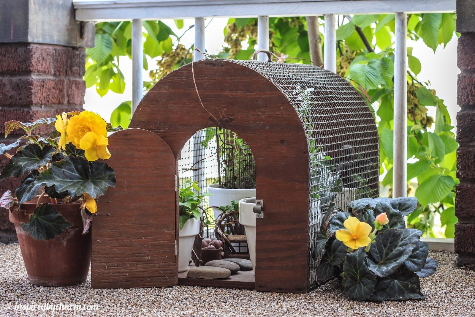 Enchanted Garden: Enchanted Fairy Garden