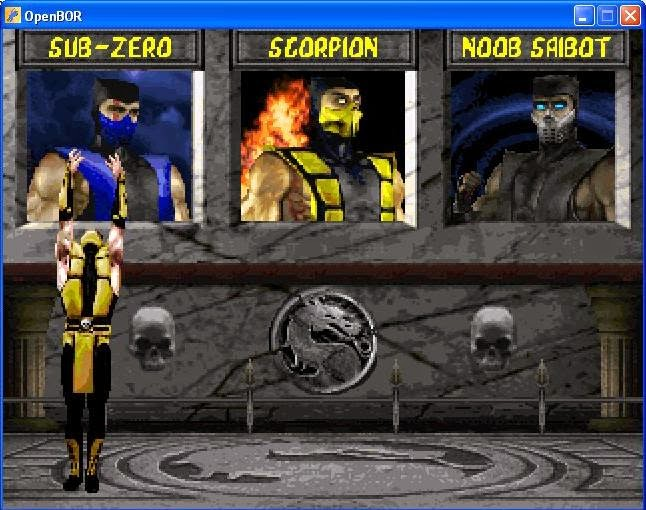 Group of Download Mortal Kombat World