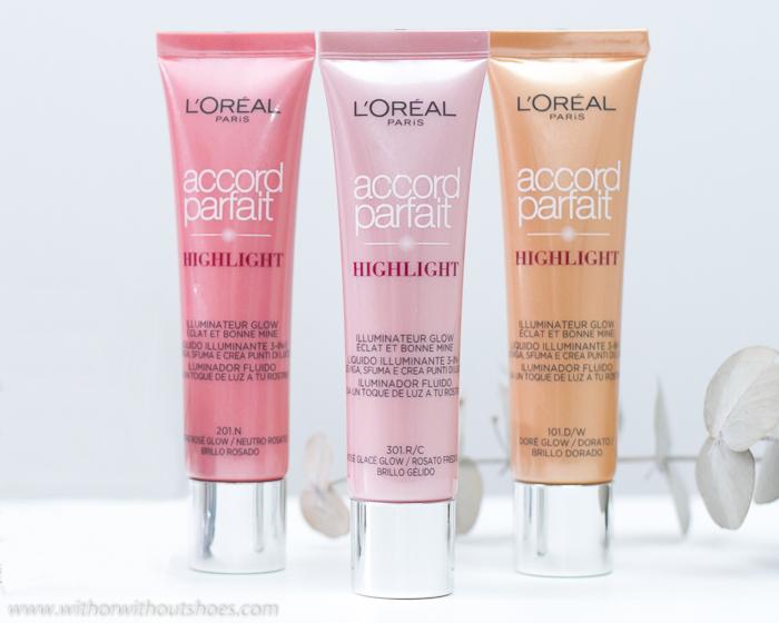 Paso a Paso: Maquillaje Iluminador con productos Accord Parfait Strobing de L'Oréal París