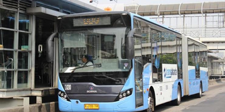Beberapa Rute Bus Dialihkan Saat Hari Kemerdekaan