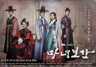 Sinopsis Drama Mirror Of The Witch