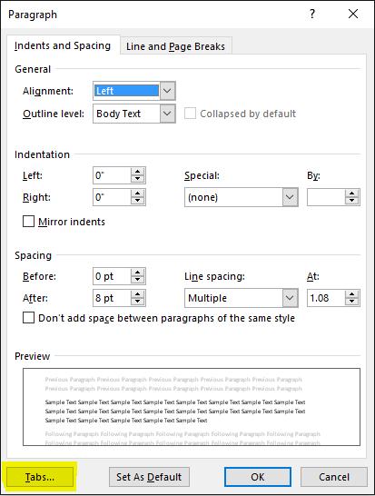 Cara Memberi Titik Titik Pada Daftar Isi : memberi, titik, daftar, Membuat, Titik-titik, Daftar