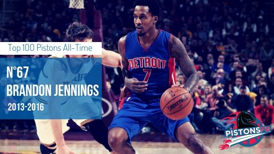 Brandon Jennings | PistonsFR, actualité des Detroit Pistons en France