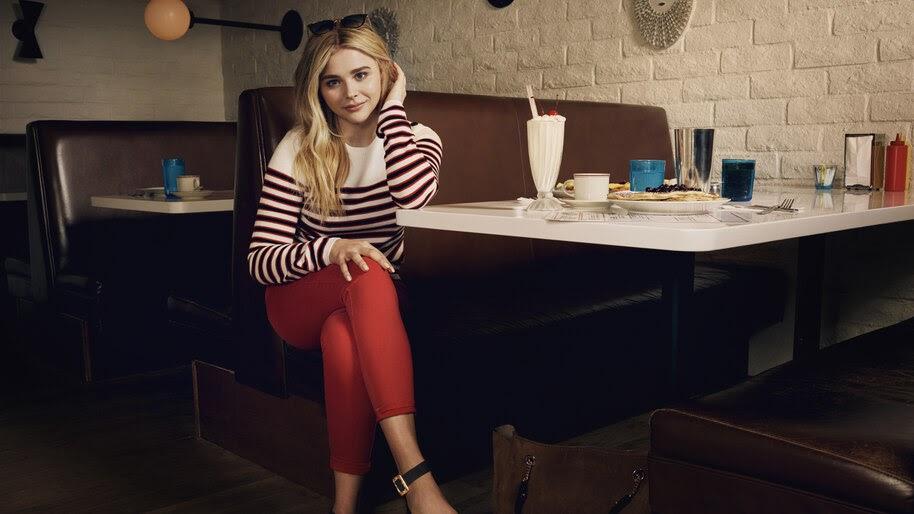 Chloe Grace Moretz, 4K, #4.2632