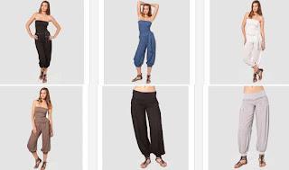 pantalones monos