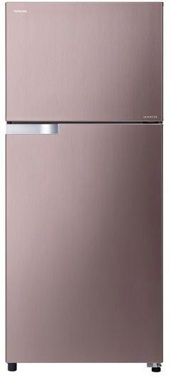 الثلاجة توشيبا 2 باب سعة 377 لتر