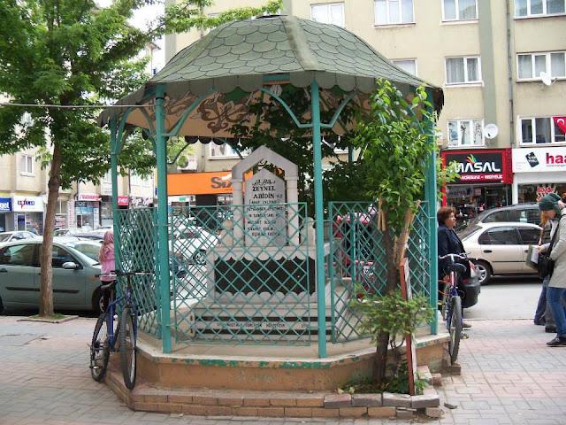Sivas Zeynel Abidin Mezarı