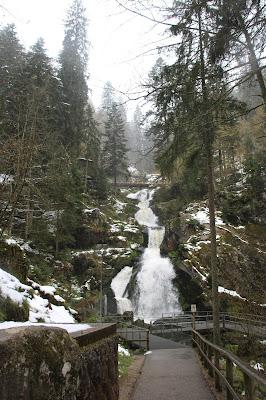 Le cascate Triberger le più alte della Germania