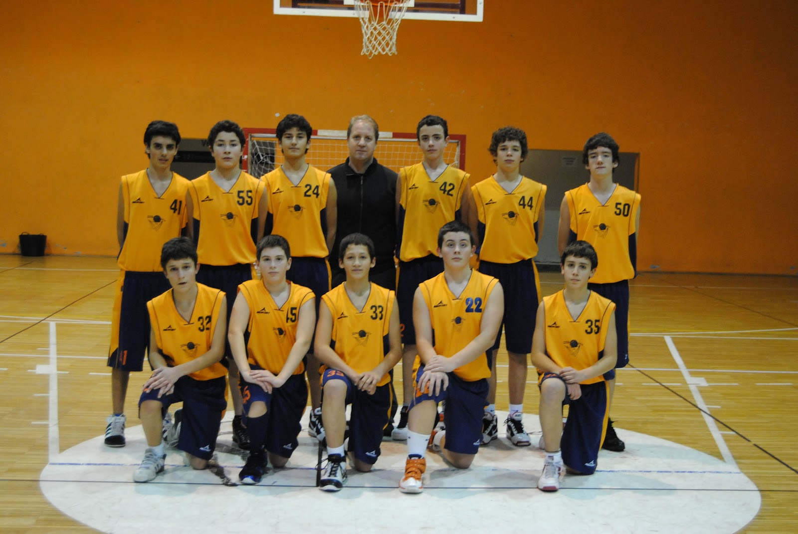 Anpablancoamor Revista Equipo Baloncesto Masculino