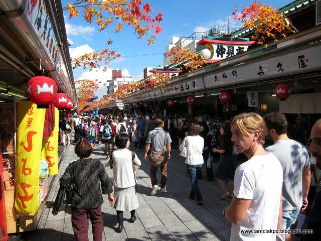 Japan trip : Asakusa in Tokyo