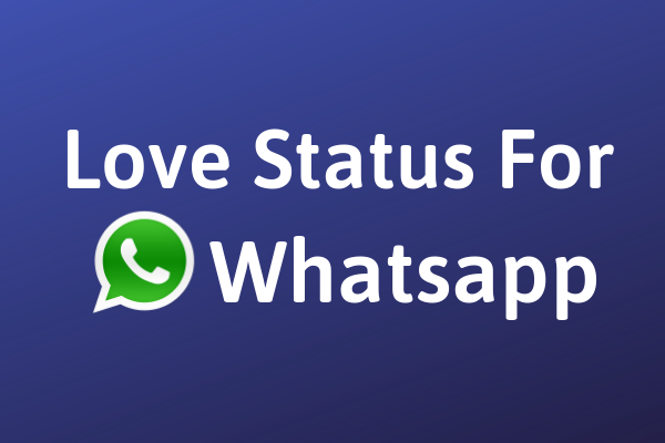 Romantic Love Status for Whatsapp